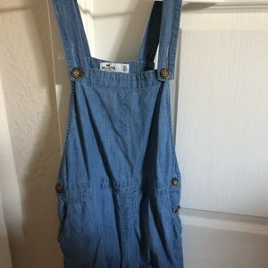 Hollister overalls size xs